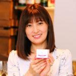 美ママのカリスマ・熊田曜子さんにイベントでメルラインをご紹介頂きました!